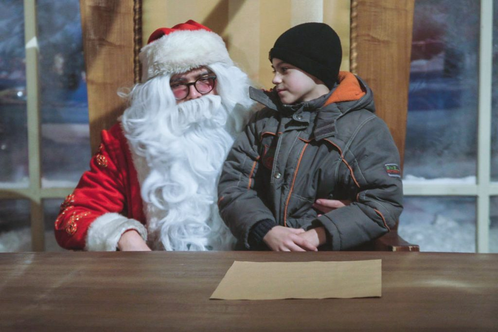 Резиденція Діда Мороза на ВДНГ