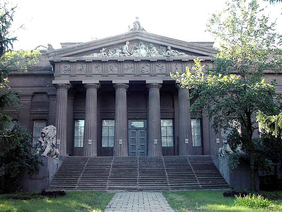 Национальный художественный музей в Киеве