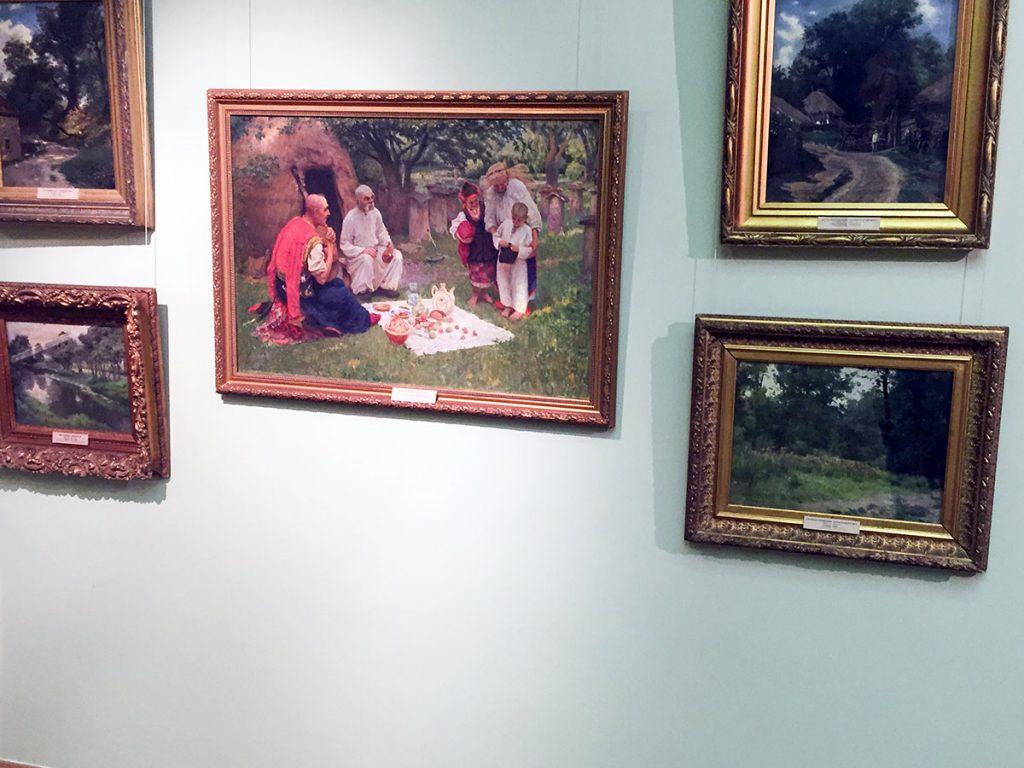 Експозиція музею