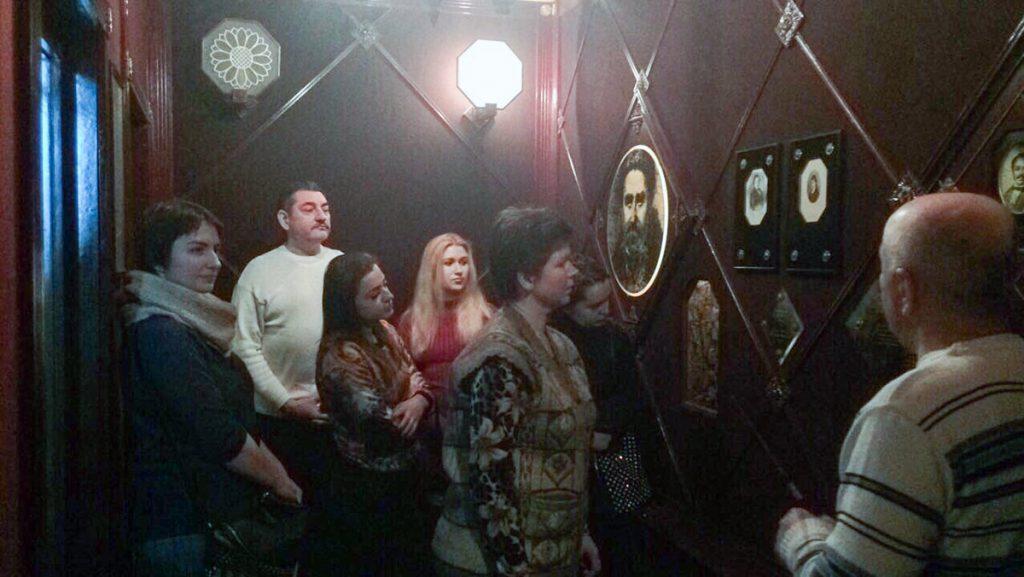 В музей театрального та кіномистецтва України