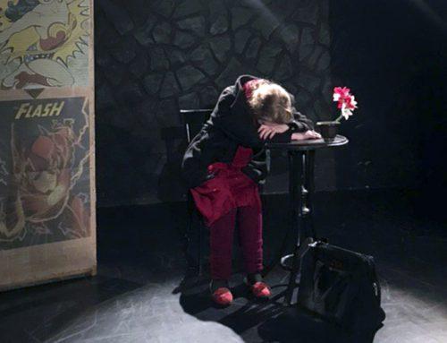 «Суперсалат» – випускна вистава акторського курсу студії «Терракот»