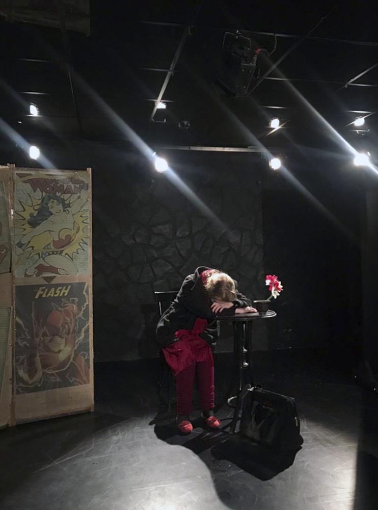 Випускна вистава акторського курсу «Суперсалат»
